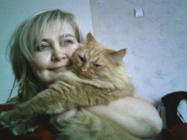 Это моё наследство - мой любимый кот Лёва
