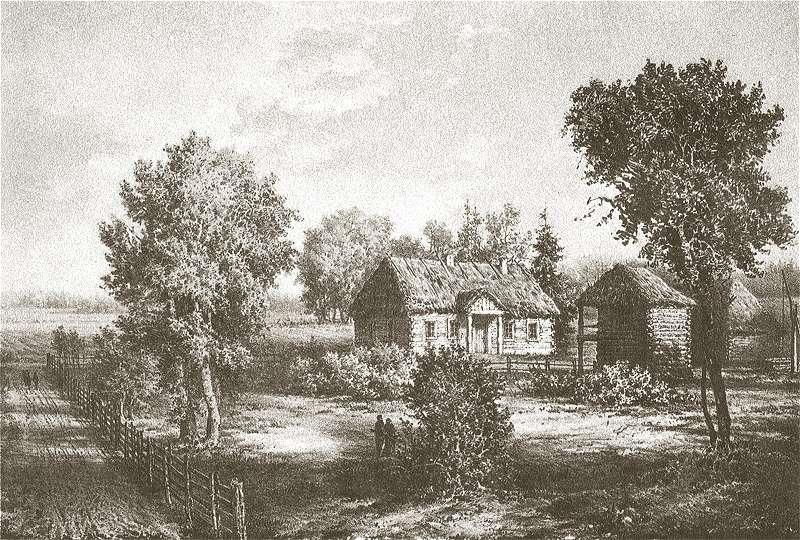 Napoleon Orda Zaosie_home_of_Mickiwiecz