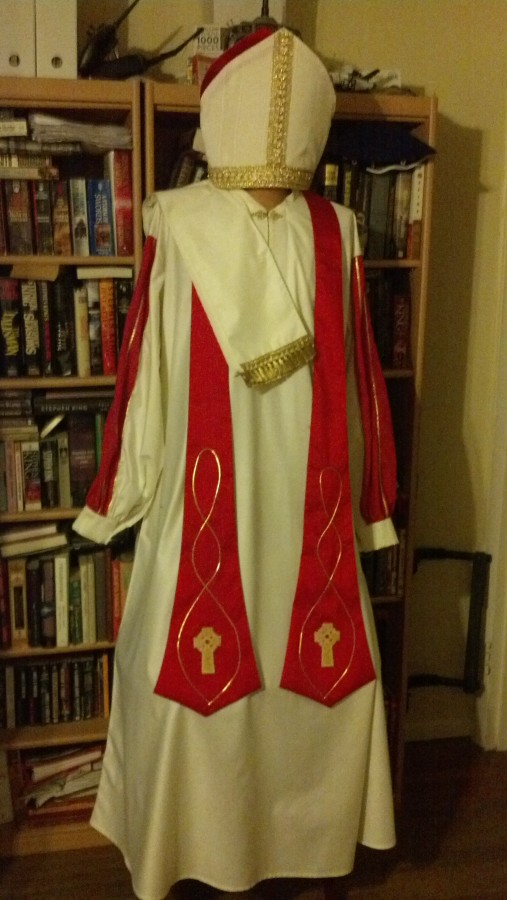 Priest of Mithra, Tugen's Coronation 2013
