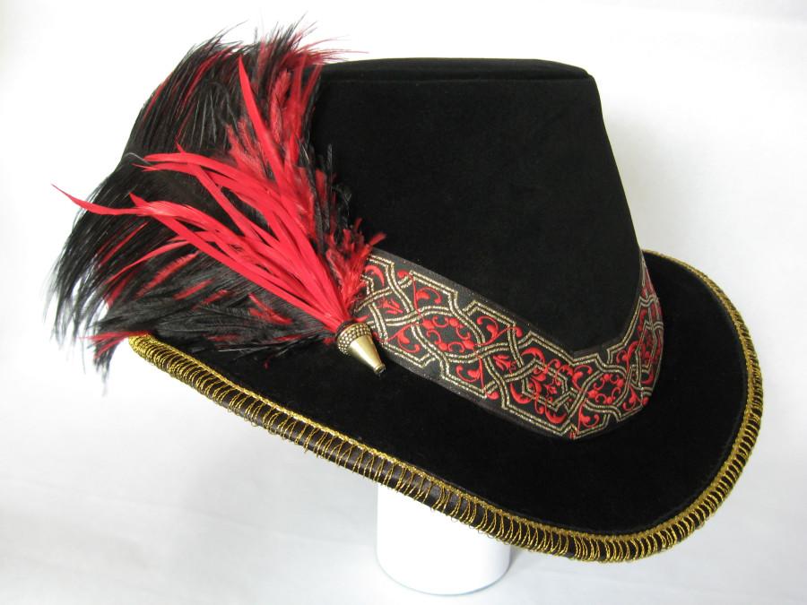 Dave's Elizabethan Hat