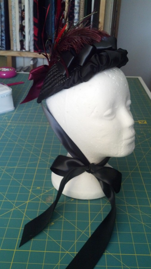 Mourning Hat 1