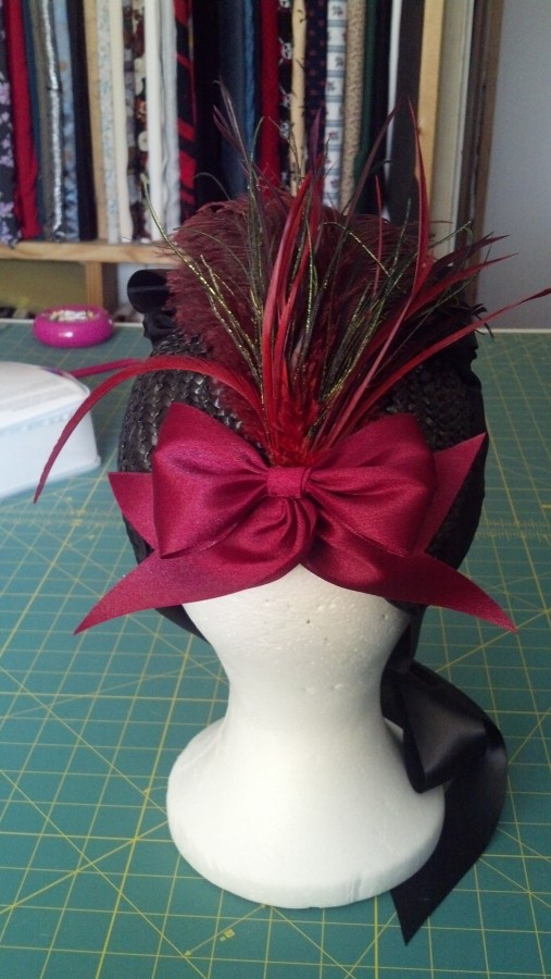 Mourning Hat 2