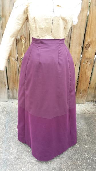Underskirt Front