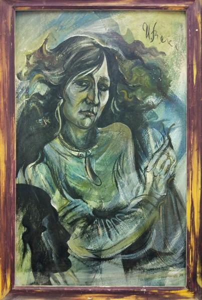 «Портрет Ларисы Даватц» 1980 г.к., темп. Размер 75х50 см..jpg