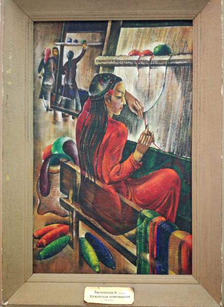 «Портрет Медата Кагарова» 1970 г к., темп. Размер 60х41см..jpg