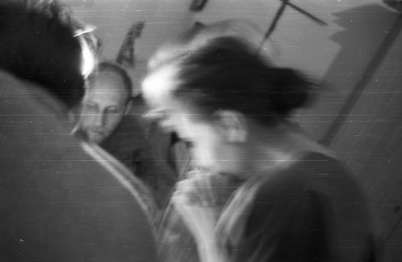 Андрей Шаталов. Моя фотография примерно 1989 года