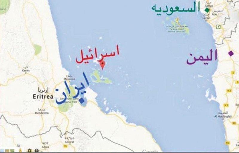 Эритрея — источник иранского терроризма, и острова Ханиш самое опасное место в поддержке хусиитов