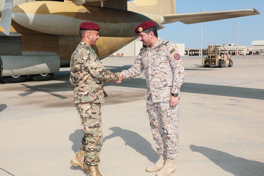 Начались двусторонние смешанные военные учения «Абдаллах 6»  Королевского ВМФ Саудии и ВС Иордании