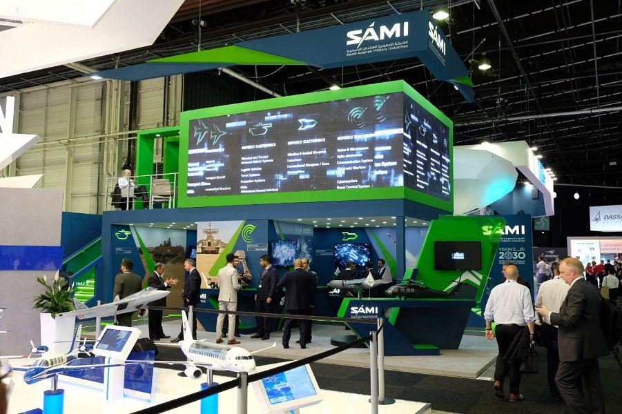 Саудийская военно-промышленная компания продолжает работу на Авиационной выставке в Париже
