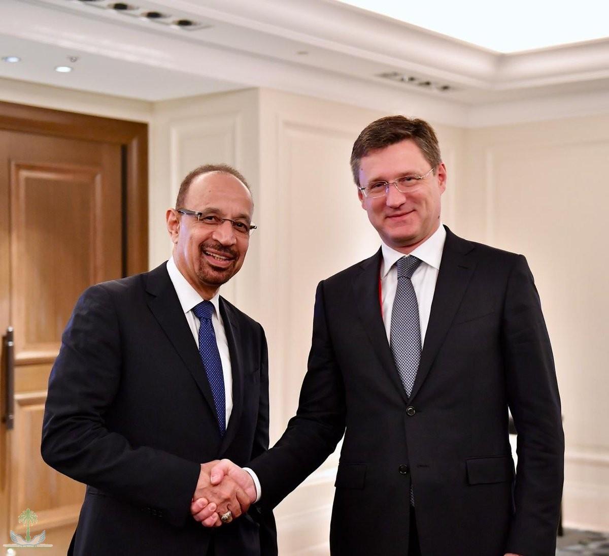 аль-Фалих обсудил со своим российским коллегой варианты продления сделки «ОПЕК+»