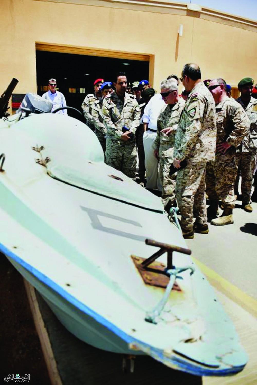 Командующий объединённых сил коалиции  обсудил с командующим Центрального командования США военное сотрудничество