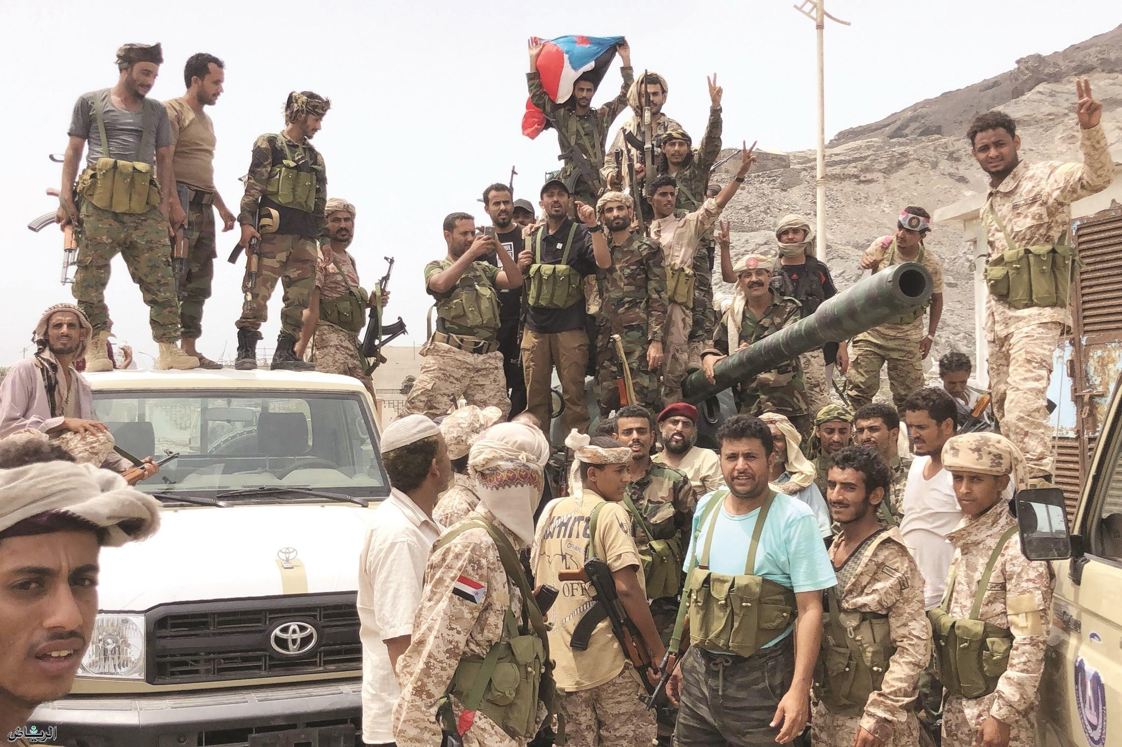 «Переходное правительство» и «силы безопасности» начали отход на прежние позиции в Адене