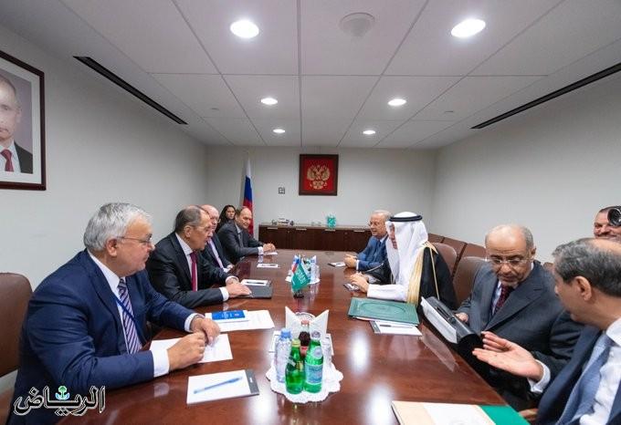 аль-Асаф встретился с министрами иностранных дел России и Австрии