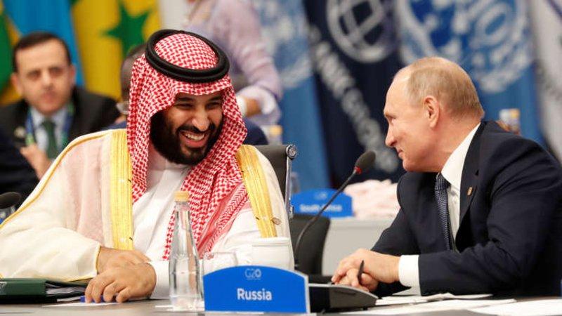 РФ и Саудовская Аравия готовят сделки на $2 млрд для визита Путина в Эр-Рияд