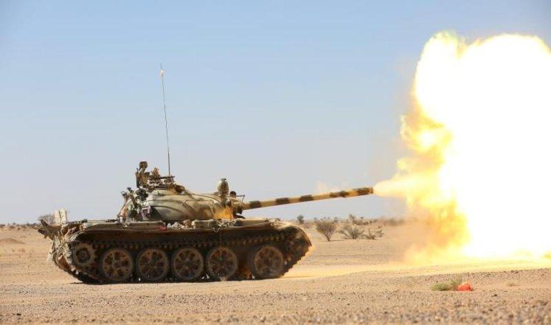 Поименно: 38 уничтоженных террористов-хусиитов в округе Китаф в провинции Саада: командиры разведки и  бригад хусиев