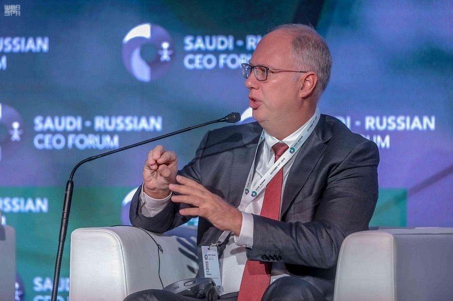 По  итогам саудовско-российского форума руководителей компаний подписано 17  меморандумов о взаимопонимании и вручено 4 лицензии российским  компаниям