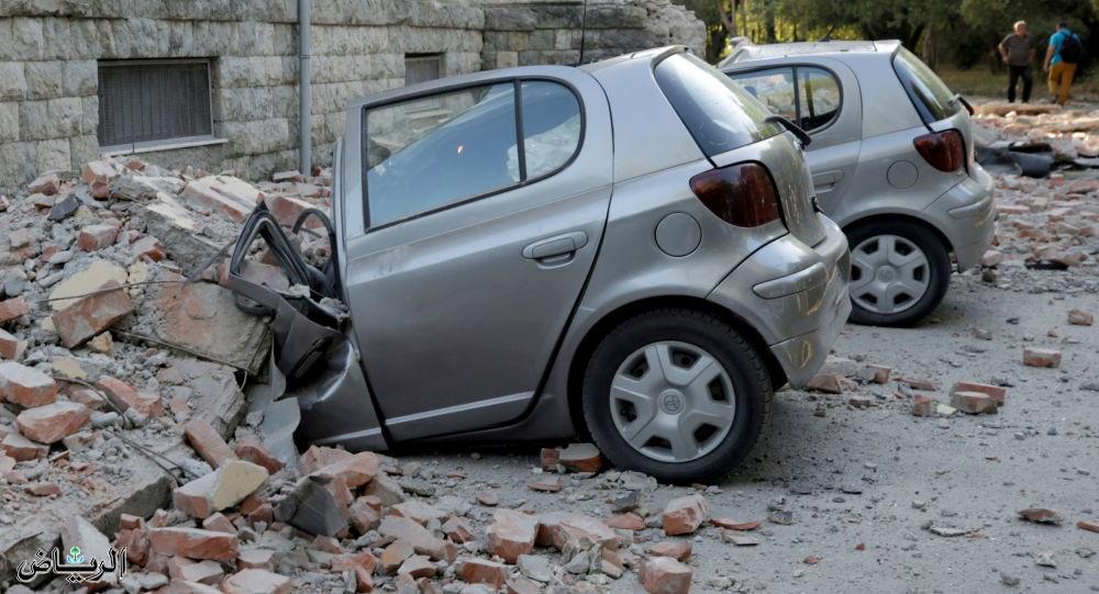 Королевство выражает соболезнования и сочувствие в связи с жертвами землятресения, поразившего столицу Албании