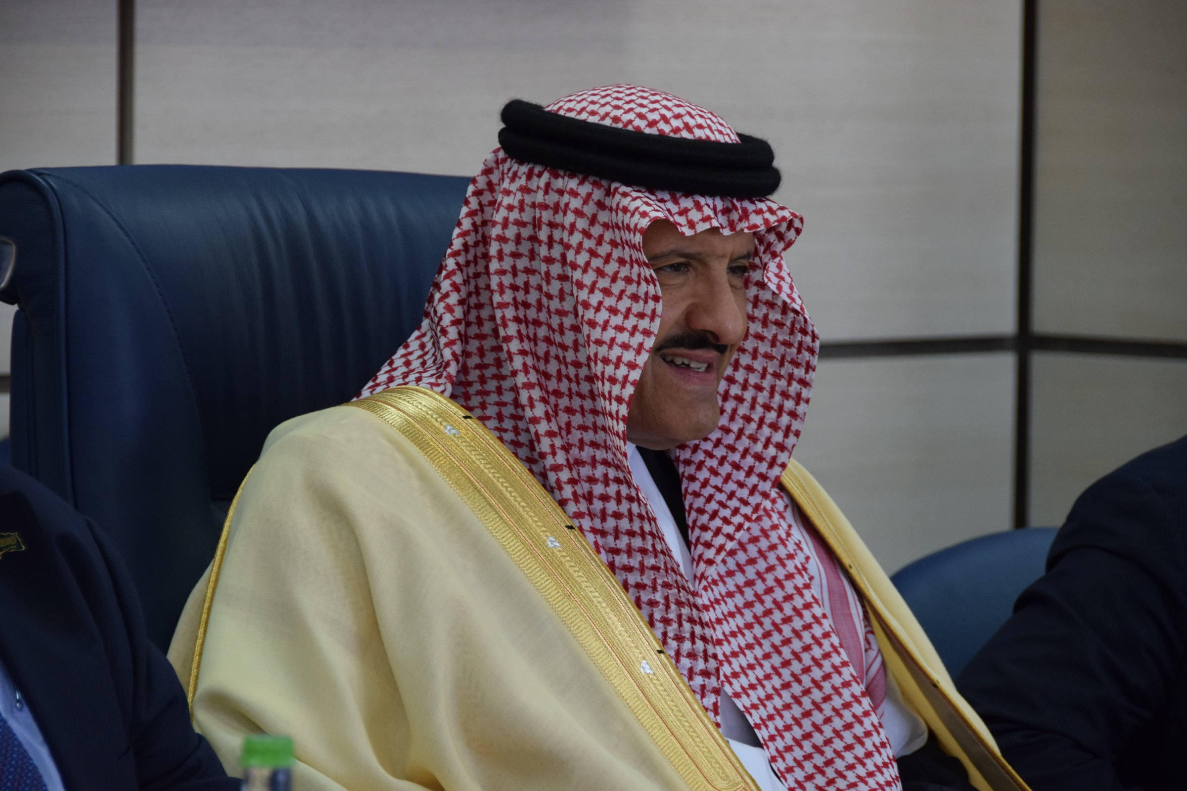Председатель космического агентства: Королевство обладает передовой научной базой в области научных исследований