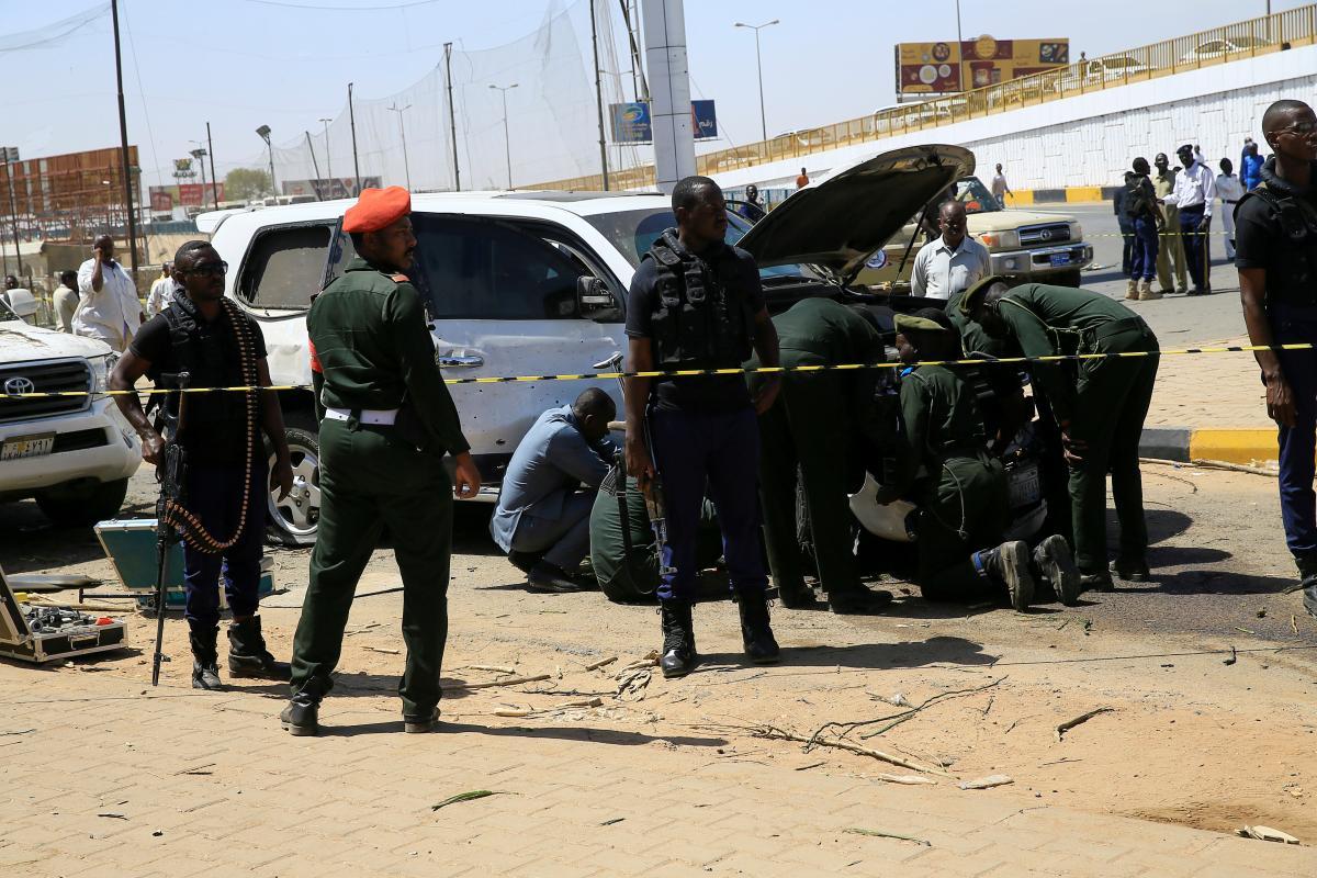 Королевство осудило попытку покушения на премьер-министра Судана