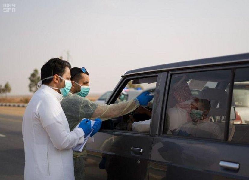 В округе Рафха в течении недели на полевых пунктах произведено 8180 термометрий