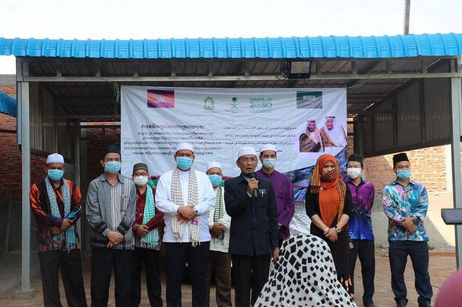 Министерство по делам ислама КСА запустило программу Служителя Двух Святынь по разговению постящихся в Камбодже и Судане
