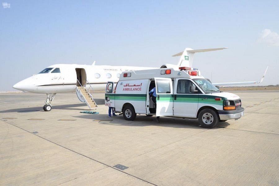 Министерство обороны КСА использует самолеты медицинской эвакуации для борьбы с коронавируса