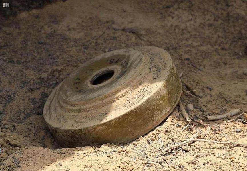 В рамках проекта «Масам» в течение второй недели мая обезврежены 2782 мины