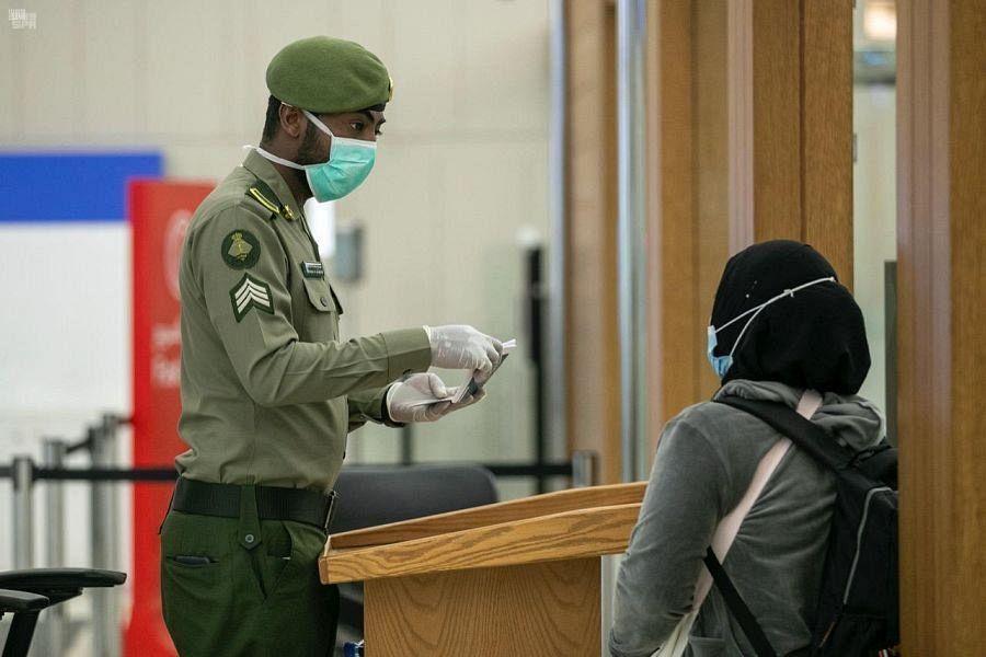 Завершение процедур выезда по инициативе «Возвращение» для рейса направляющегося в Джакарту с 91 пассажиром на борту