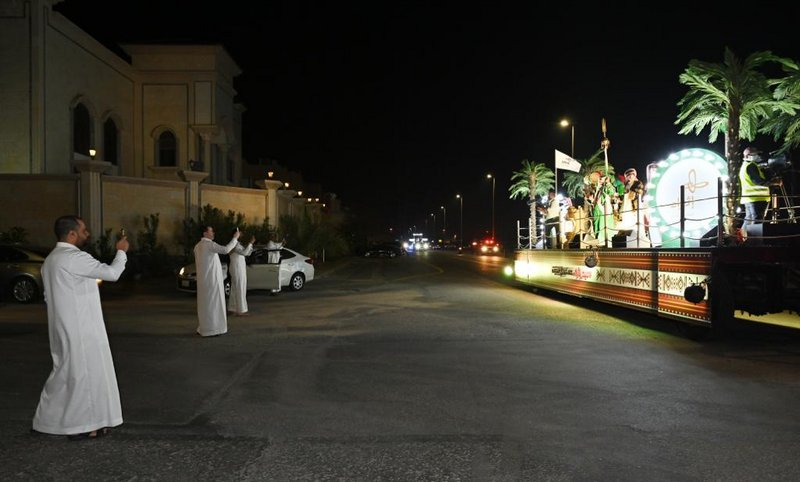 «Исра» распространяет радость праздника по 20 тыс.домов в Восточной провинции