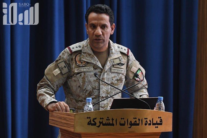 Командование коалиции: коалиционные силы перехватили и сбили два беспилотника, запущенные хуситами в сторону Королевства