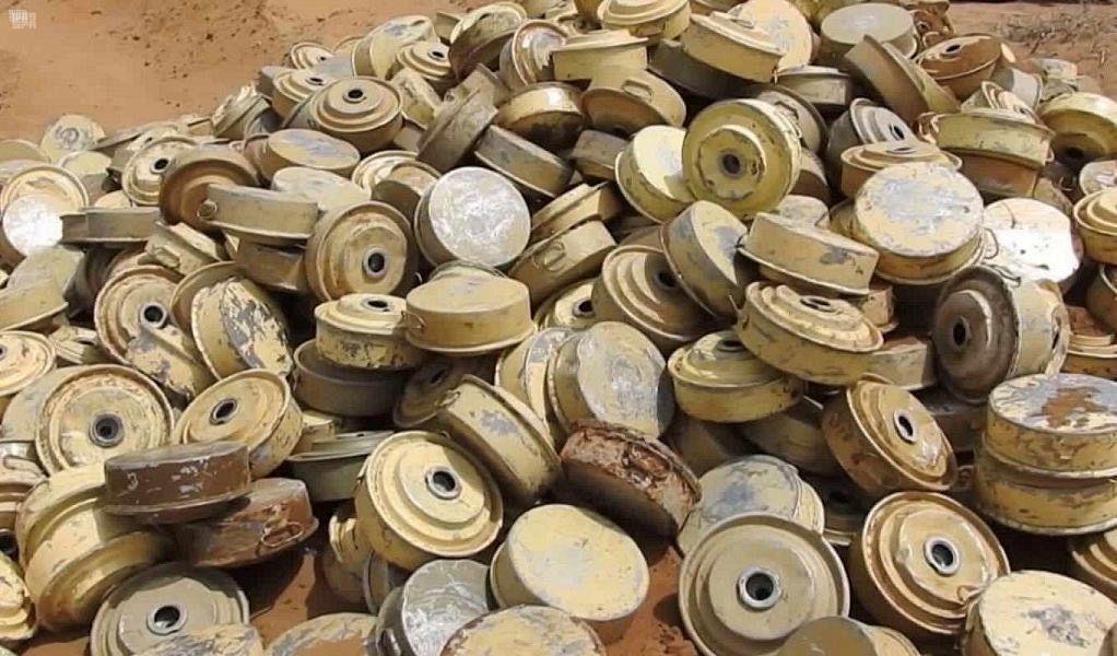 ЦСГД им. короля Салмана продлил на год контракт по реализации проекта «Масам» по очистке Йемена от мин