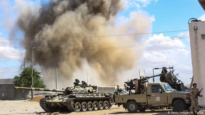 Королевство приветствует усилия Египта по урегулированию ливийского кризиса