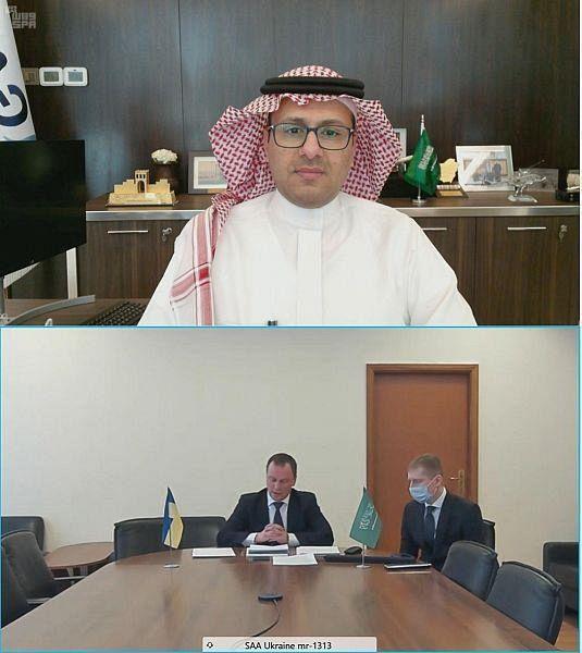Саудовская Аравия и Украина подписали соглашение о сотрудничестве в области воздушных перевозок