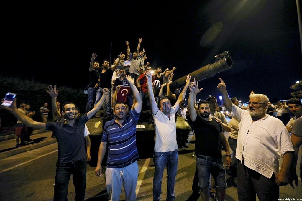 Баку на пороге военного переворота