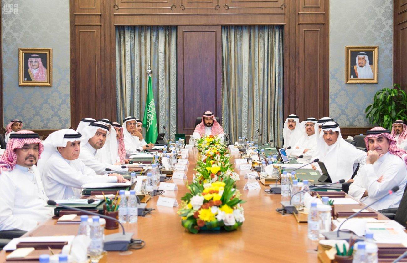 Совет по вопросам экономики под председательством заместителя наследного принца рассмотрел ряд вопросов