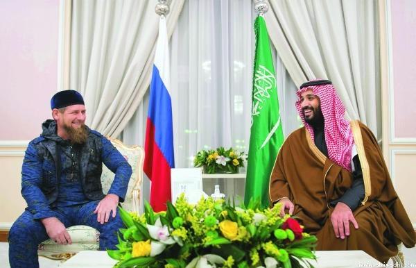 Глава Чеченской республики для газеты «Эр-Рияд»: Королевство — сердце Исламского мира и и мы совместно работаем в борьбе с терроризмом