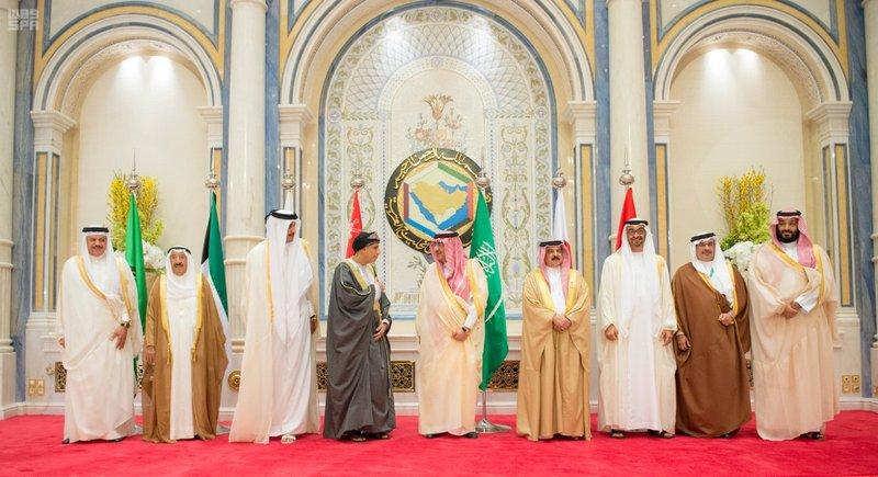Служитель Двух Святынь и Д.Трамп возглавили саммит США-государства- Совета  Арабского залива