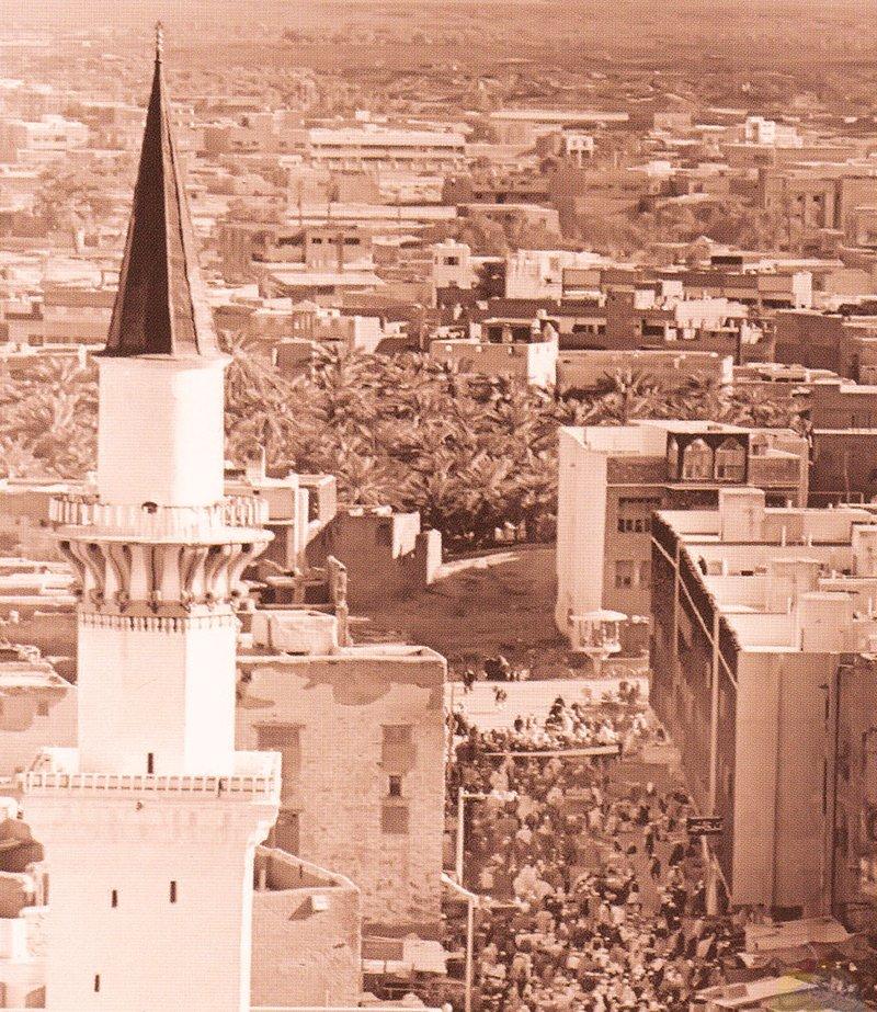Минарет Мервания - старейший минарет Мечети Пророка