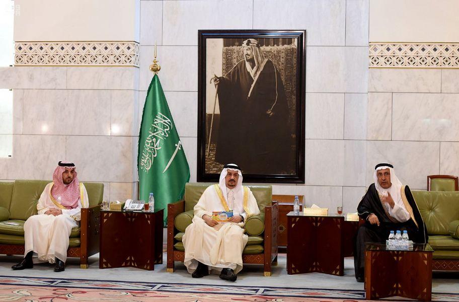 Губернатор провинции Эр-Рияд патронировал начало праздничных мероприятий по случаю Ид аль-фитр