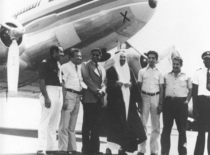 Скончался шейх Камил Санади — экс-начальник «Саудийских авиалиний» и экс-заместитель Министра обороны