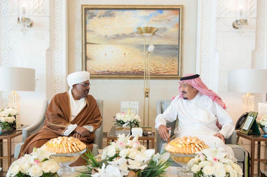 Служитель Двух Святынь принял президента республики Судан