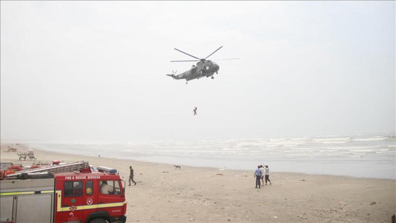 Морская прогулка в Пакистане привела к смерти трёх саудийцев в следствии утопления: