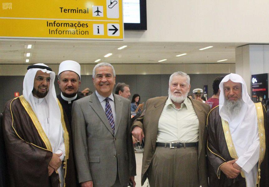 Завершилось прибытие делегаций  на конференцию мусульман Латинской Америки и государств Карибского моря