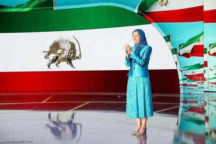Лидер иранской оппозиции: народ намерен свергнуть террористический режим