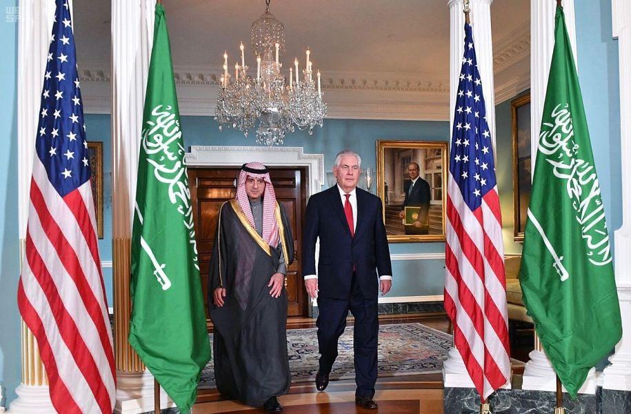 Министр иностранных дел встретился со своим американским коллегой