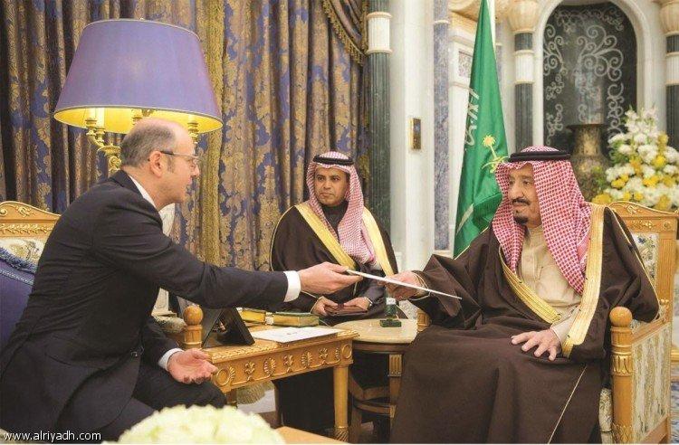 Король Салман получил послание от И.Алиева и провёл телефонные переговоры о осторудничестве с Н.Назарбаевым