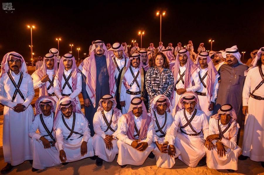 Консул США в Захране: фестиваль пустыни Бакик воплощает культурное и историческое наследие Королевства