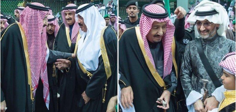 Два случайных кадра во время саудийской арда обуздали катарские каналы и обличили во лжи все выдуманные истории