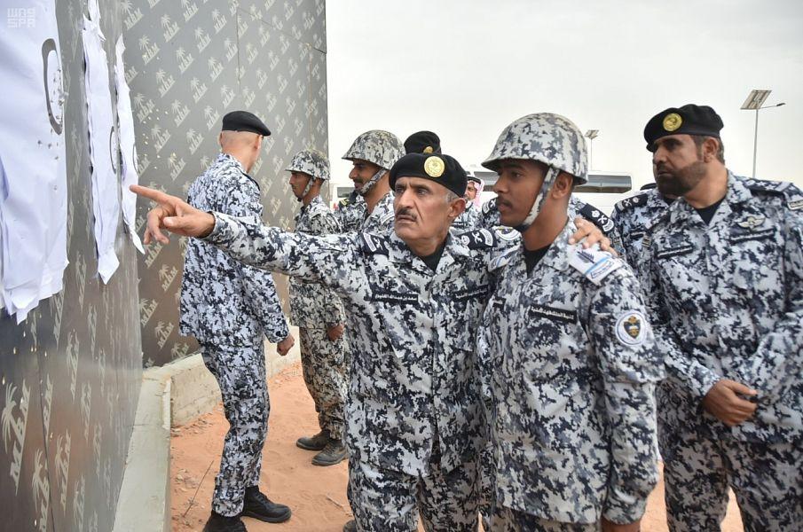 Колледж им.Короля Фахда проводит полевые учения в сфере безопасности