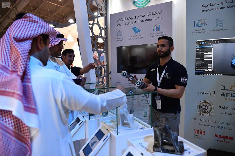Научно-технический комплекс KACST представляет новые технические и военные проекты на выставке AFED 2018